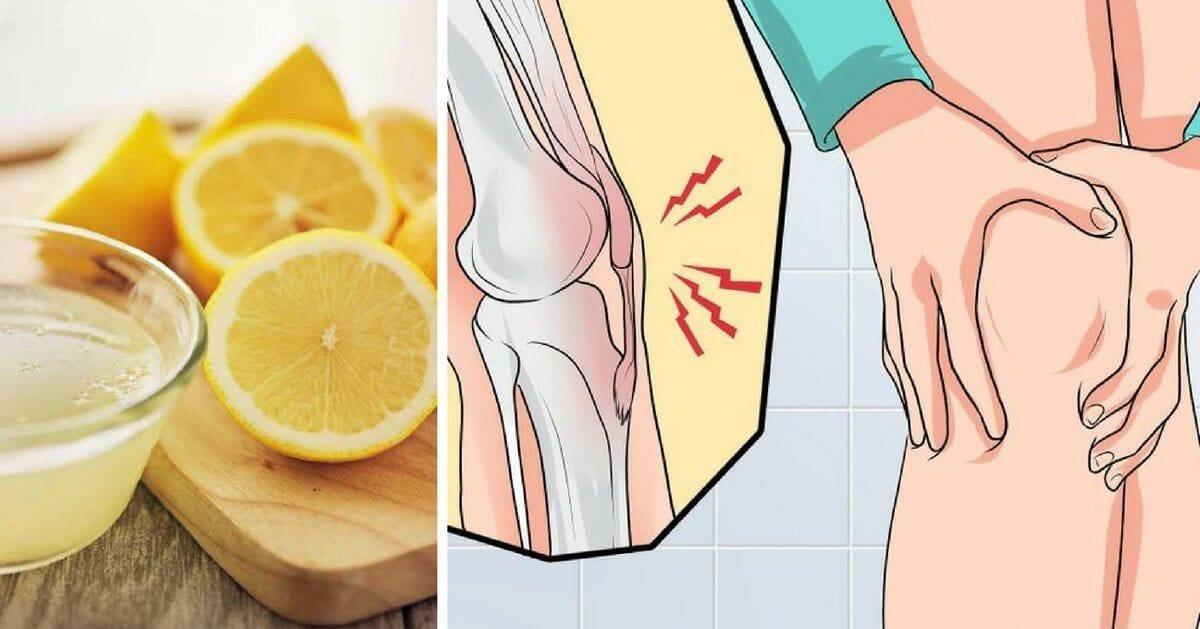 Ginocchio: Ecco un ottimo rimedio per lenire il dolore .