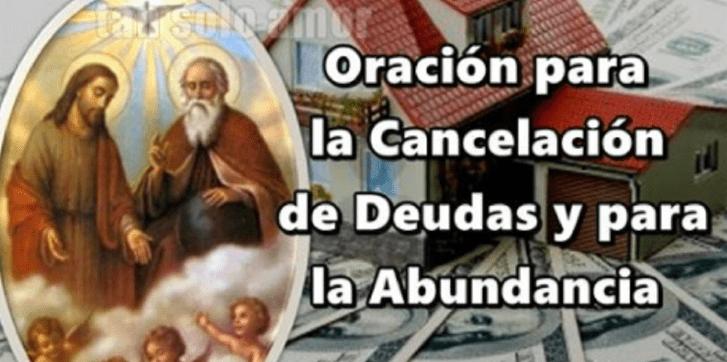 Photo of Preghiera: Aiuta Per L'Annullamento  Del Debito E Per L'Abbondanza.