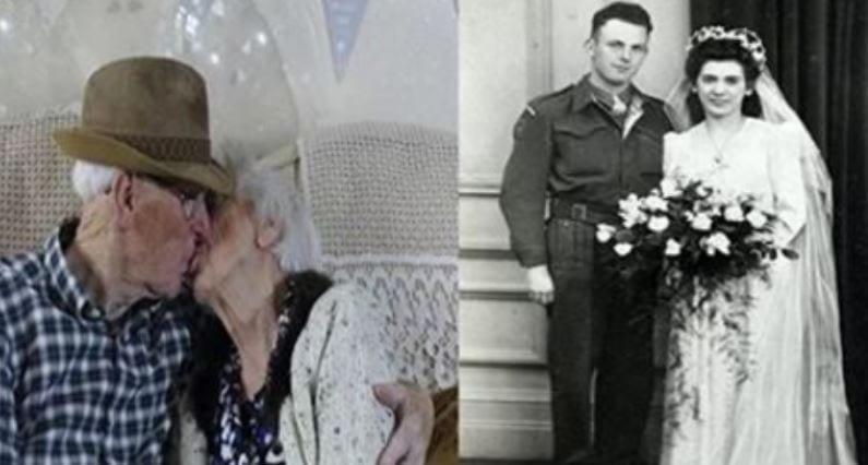 Photo of Lettera d'amore:Sono passati ottantaquattro e sono ancora innamorati.