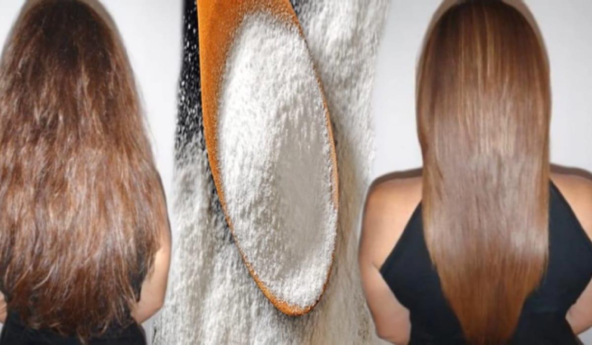 Bicarbonato di sodio – la strada per i capelli belli e sani