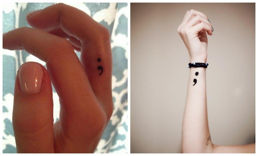 Photo of Piccoli tatuaggi che hanno un grande significato. Sono piccoli, ma davvero unici.