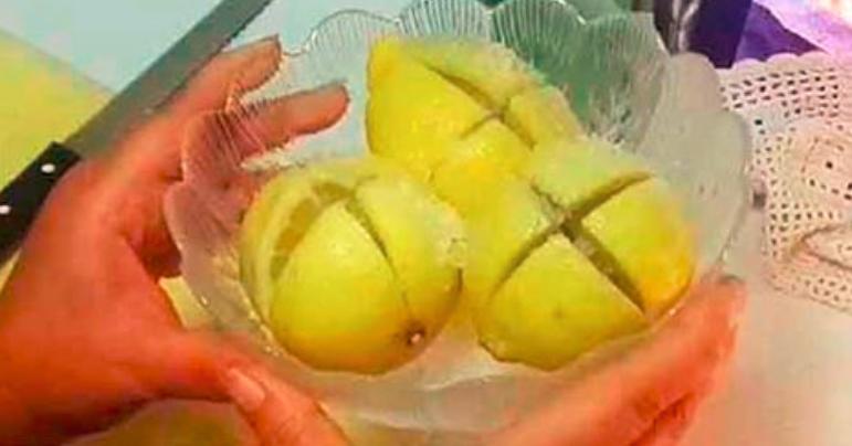 Limone: 1 Nella Tua Camera Potrebbe Salvarti La Vita ,Ecco Il Perchè.