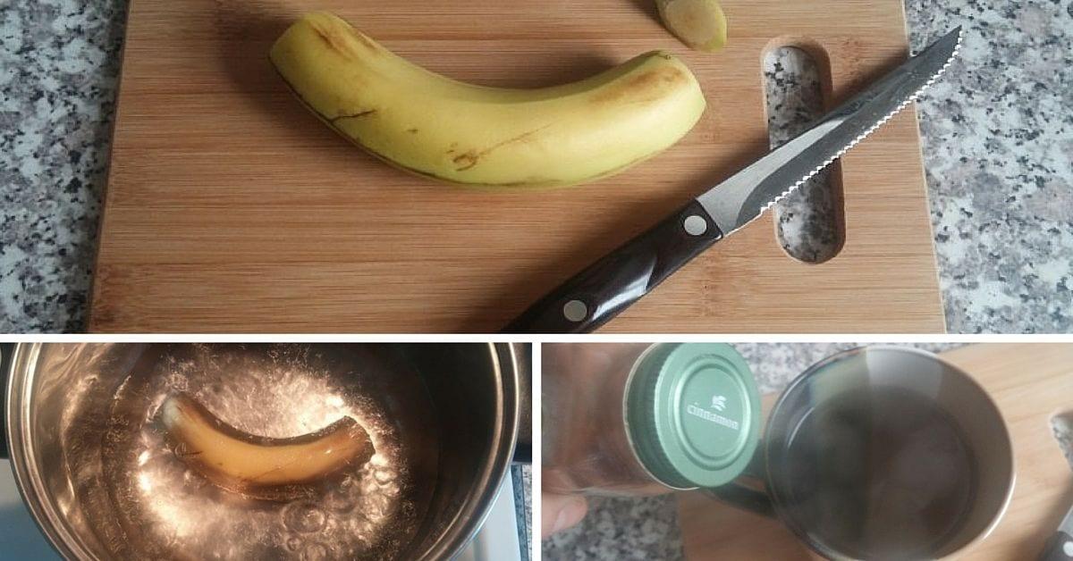 Photo of Banana: Un Potente Sedativo Bollite Con La Cannella .