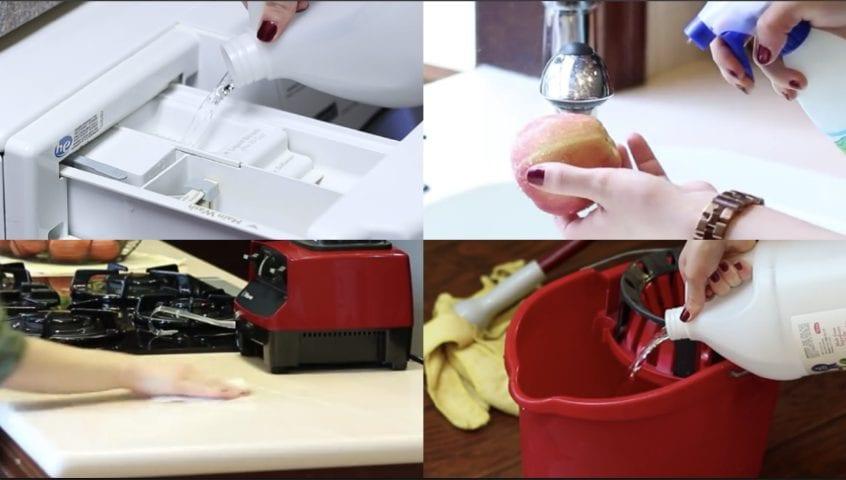 Photo of Aceto: Come pulire e disinfettare con l'aceto: 4 consigli utili