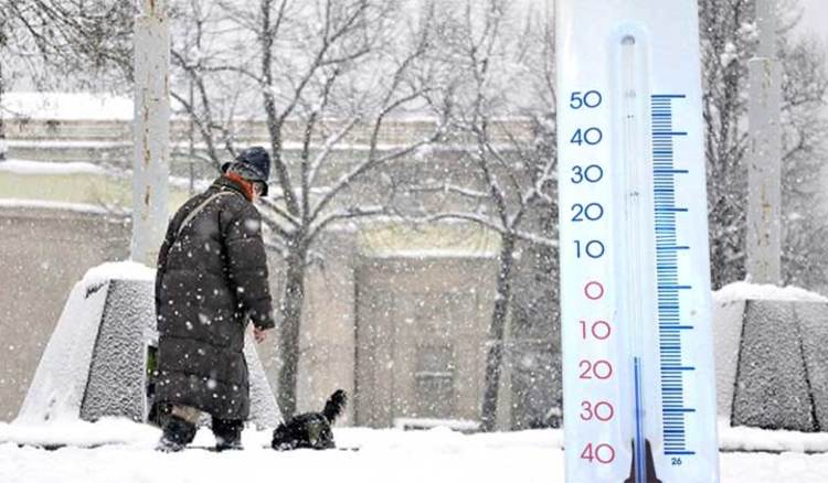 Photo of Freddo e Gelo: In arrivo l'inverno più freddo degli ultimi 35 anni.