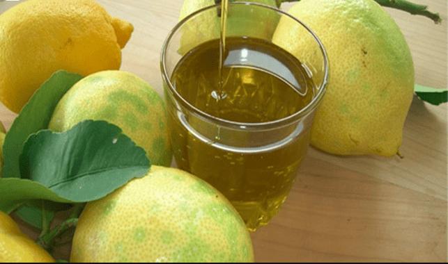 Olio e limone: la combinazione vincente anti fatica