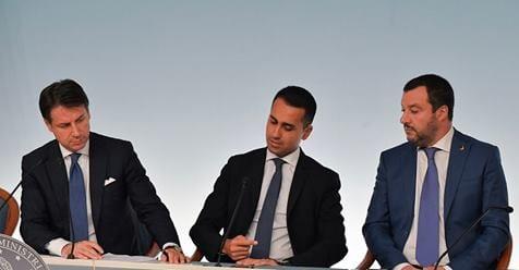 Photo of Condono: Raggiunto l'accordo sul CONDONO tra Lega e M5S: