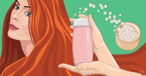 Photo of Zucchero:  Aggiungi un cucchiaio di zucchero al tuo shampoo e goditi i fantastici benefici nei tuoi capelli