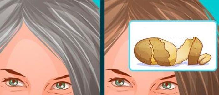 Photo of Capelli grigi: Ecco come eliminarli con questo rimedio