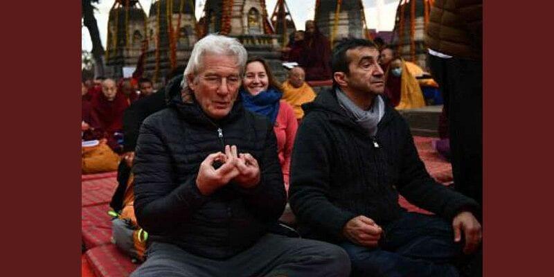 Richard Gere: 21 consigli per raggiungere la pace interiore
