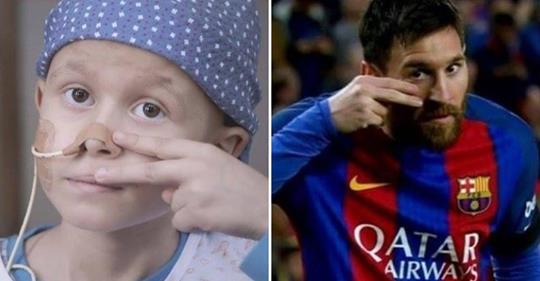 Photo of Lionel Messi: Ha compiuto un  gesto molto emozionante