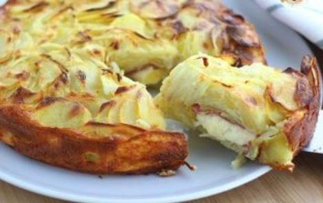 Photo of Torta di patate: Una gustosa ricetta che delizierà il tuo palato!