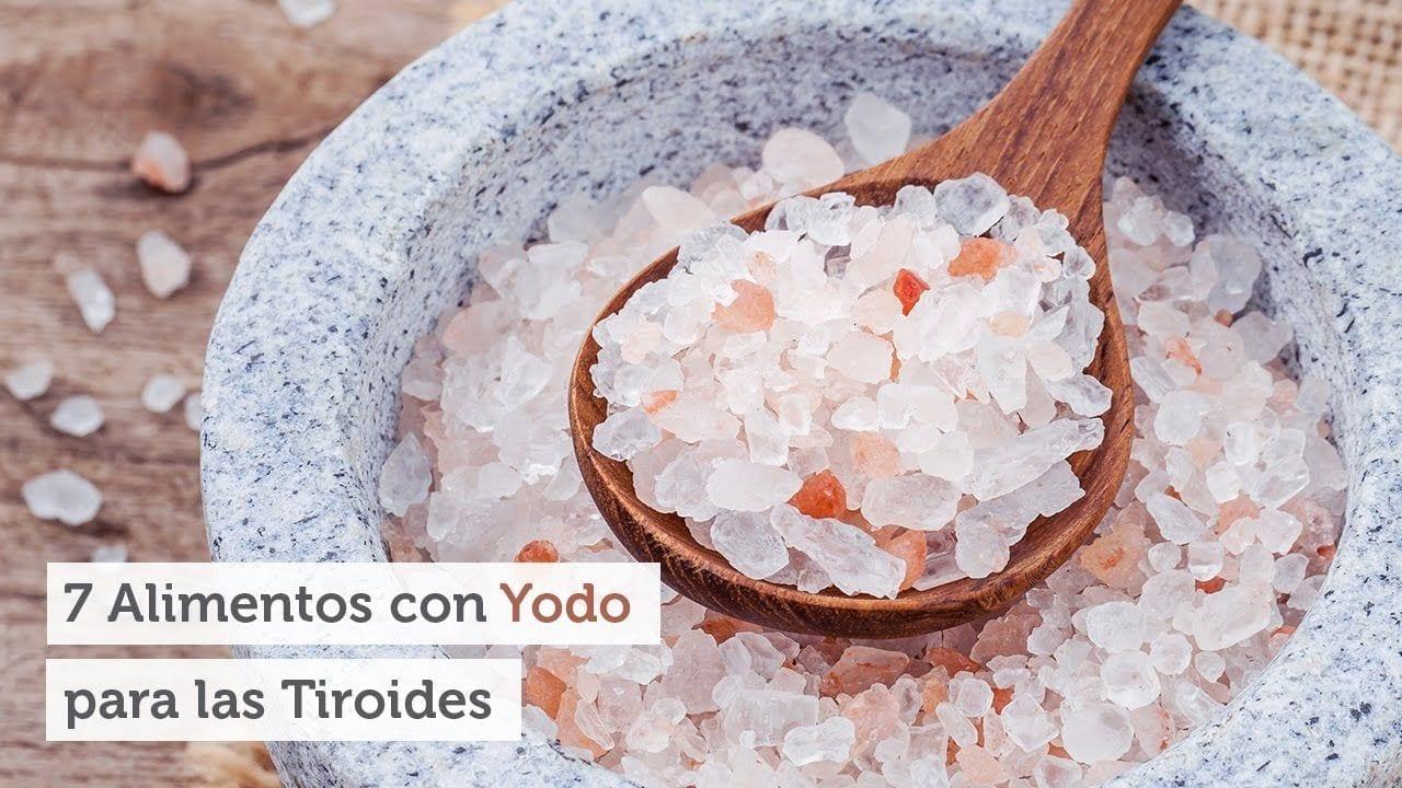 Photo of Tiroidite:  Lo iodio un ottimo alimento per guarire la tiroide
