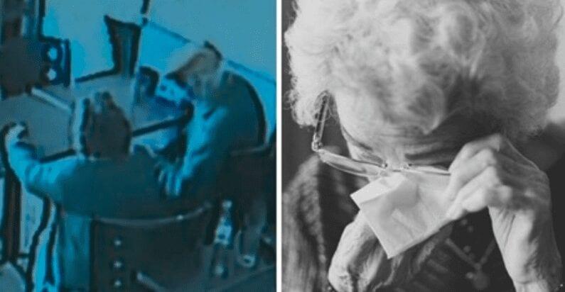 La storia di Hilda (86) e Hugo (92) ha commosso il mondo intero