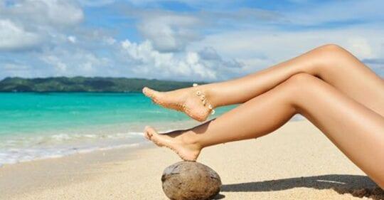 Gambe perfette: Ecco la dieta di 5 giorni che le renderà perfette
