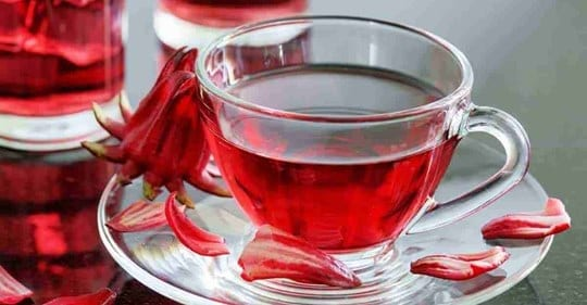 Photo of Karkadè: Benefici e proprietà del tè rosso scopri i suoi vantaggi