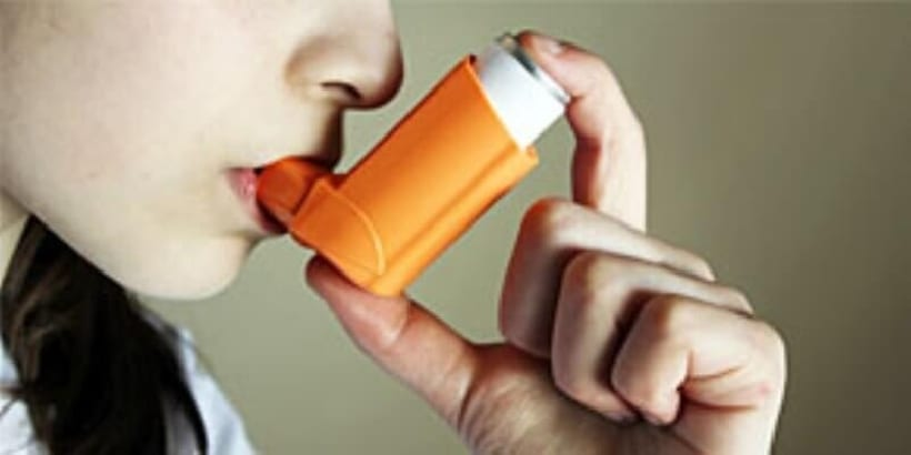 Allergia con asma