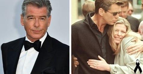 Photo of Cinema: Grave perdita per l'attore Pierce Brosnan che si racconta così