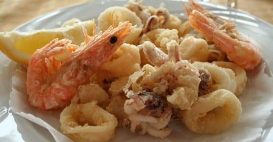 Photo of Pesce fritto: per avere una frittura perfetta senza  sporcare nulla