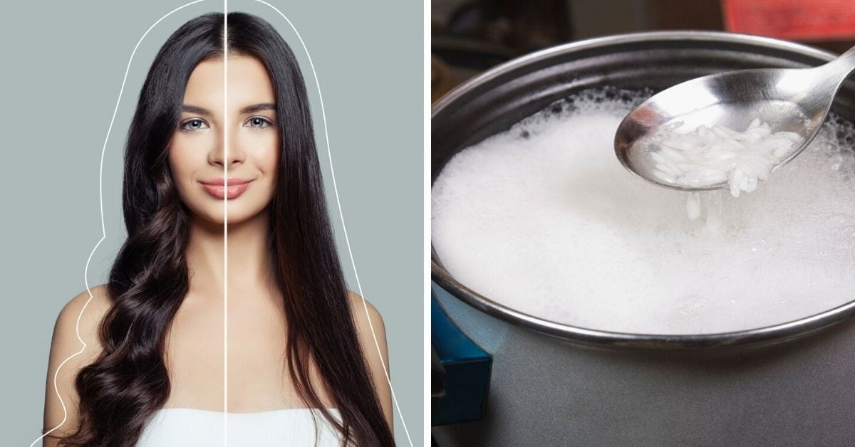 Photo of Riso e latte in polvere: Liscia i capelli  in modo permanente