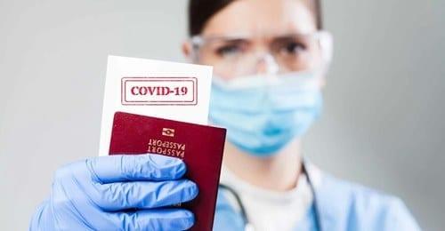 In arrivo il Covid Passport: il documento digitale